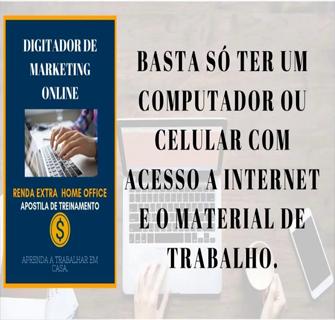 Digitador Marketing Online